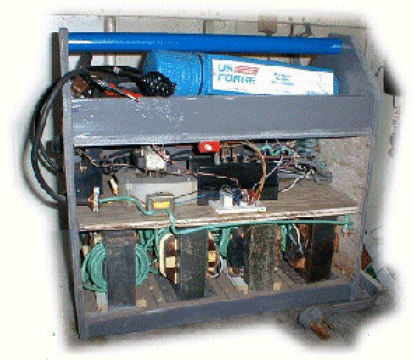 homebuilt arc welder