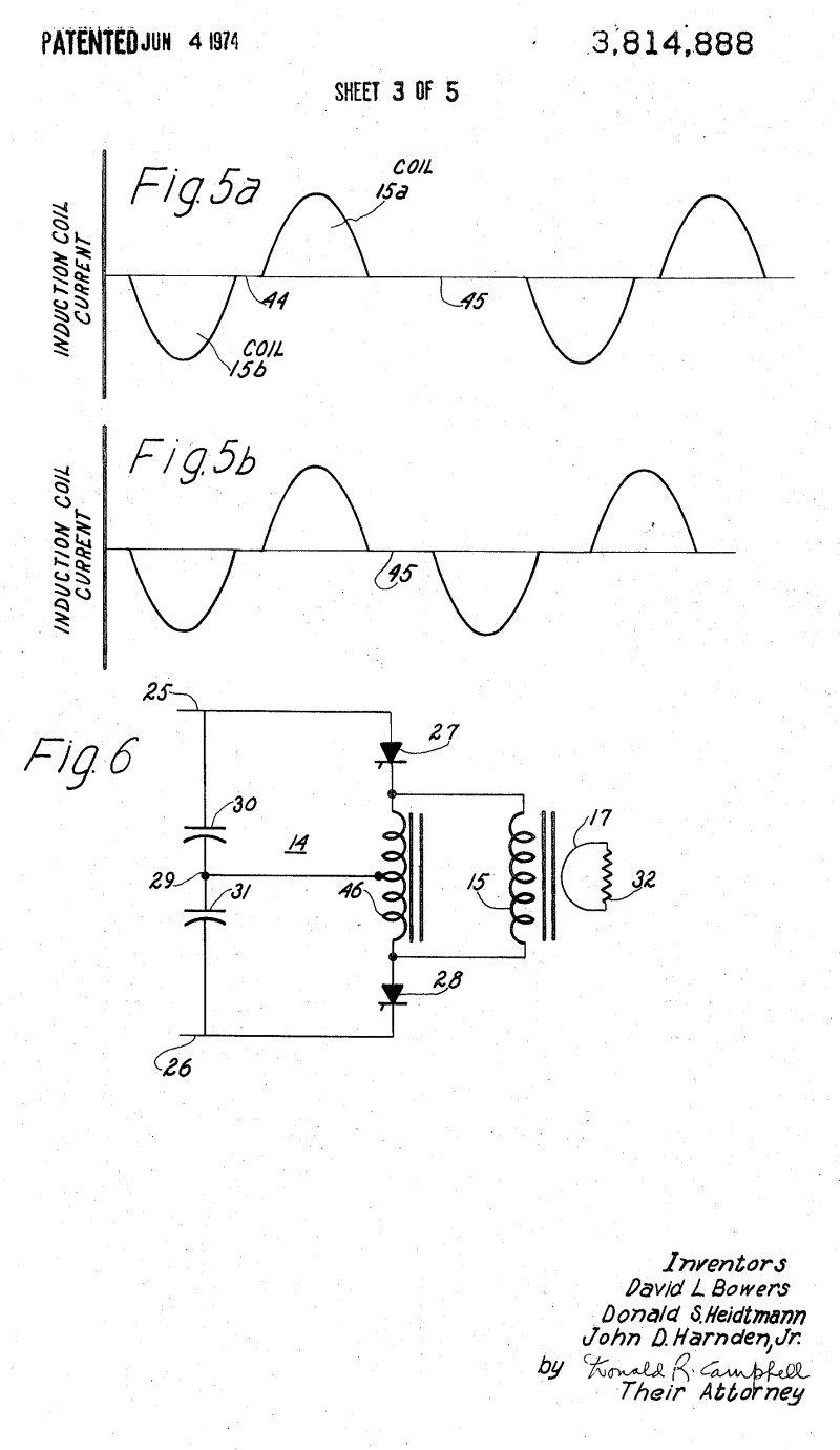 Induction Heating Dans Workshop Blog Using Mosfets Waveform In