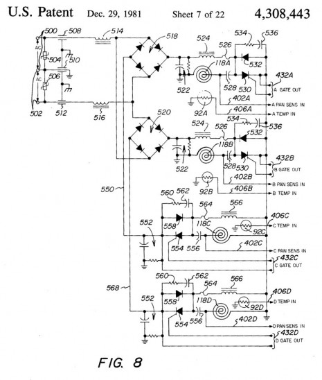 schematic circuit diagram of induction cooker wiring diagram online Water Heater Circuit Diagram induction heating dan\u0027s workshop blog induction cooker motherboard schematic circuit diagram of induction cooker