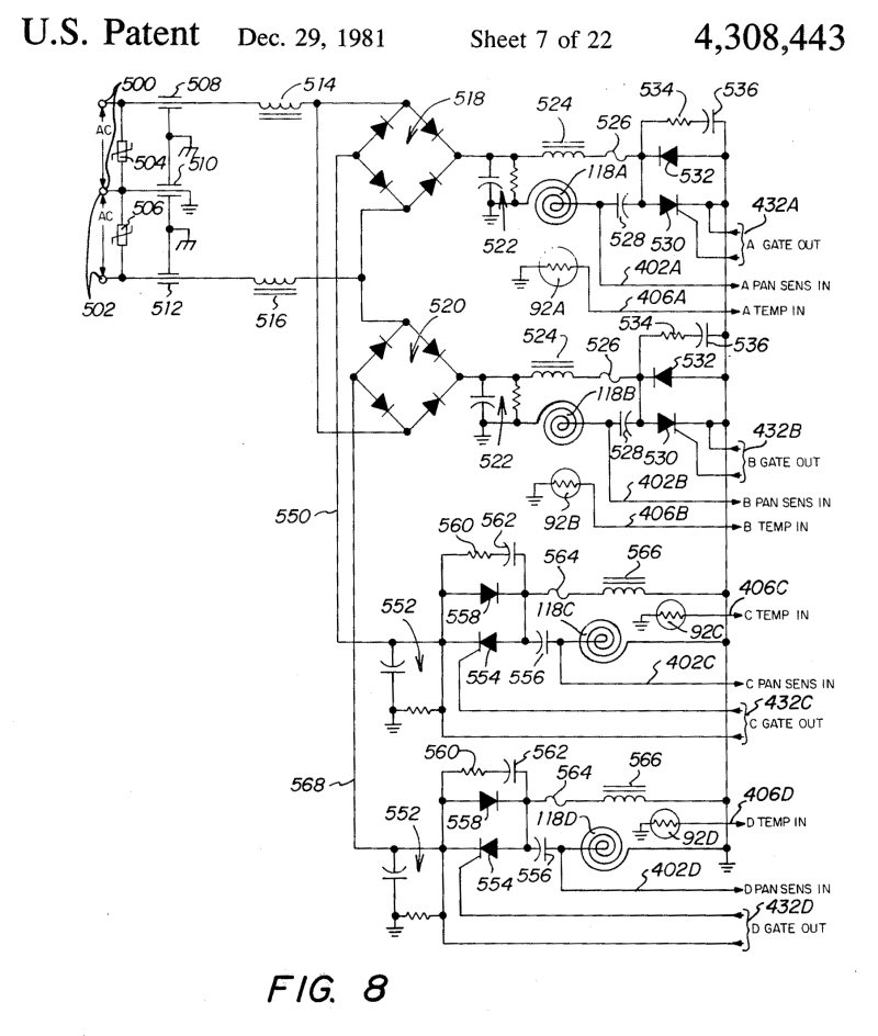 electric range wiring diagram electric discover your wiring induction cooktop schematic diagram